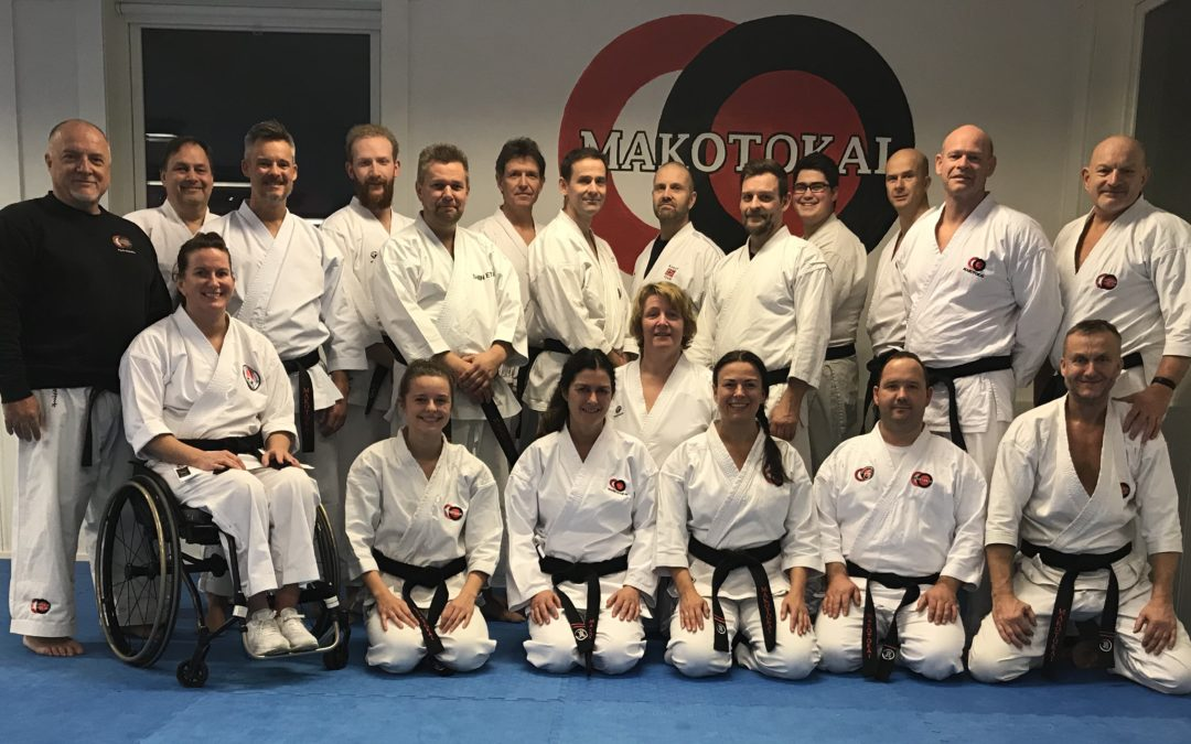 Instruktørsamling Makotokai 8-10.nov.2019